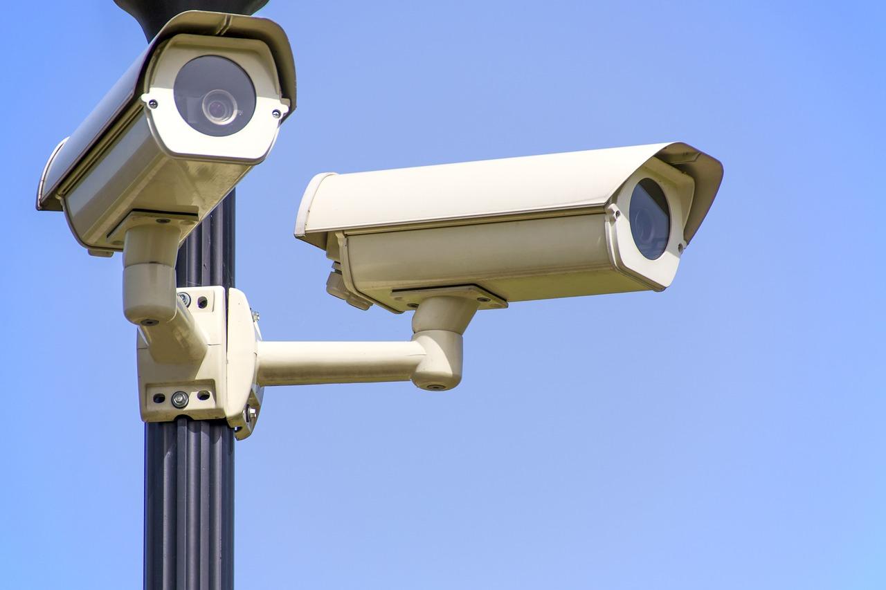 security camera repair service