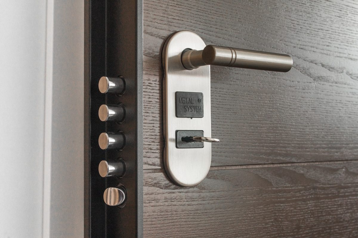 magnetic locks for doors