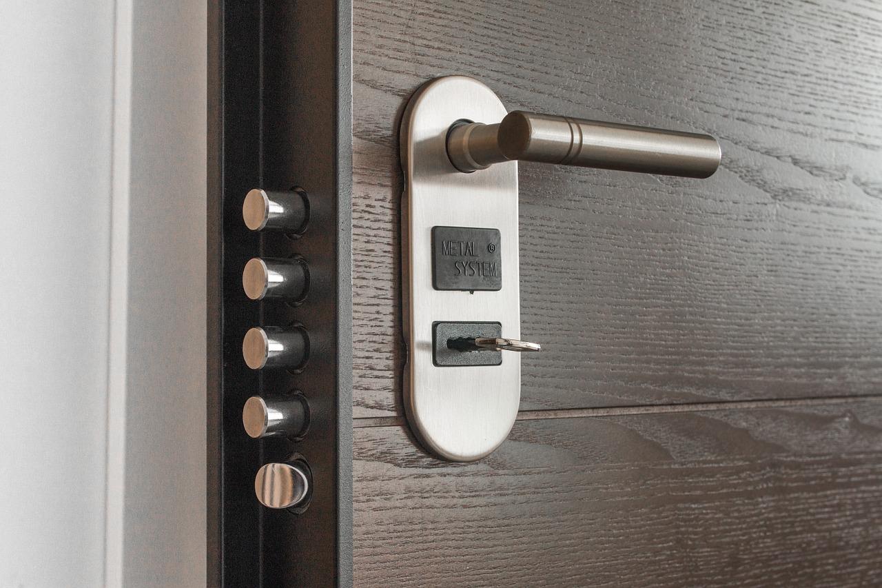 magnetic locks for doors